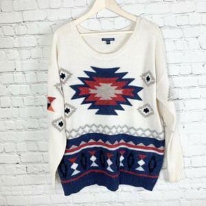 American Eagle Soft Knitted Pullover Sweater